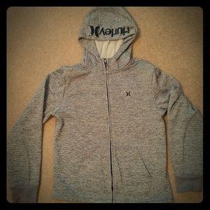 Hurley Youth XL full zip hoodie